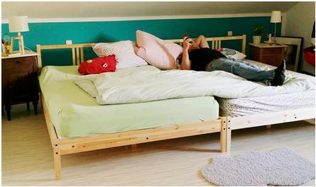 Ikea Familienbett