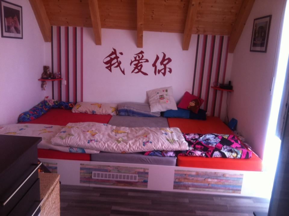 Hervorragend Kreieren Sie sich Ihr individuelles Familienbett BB55