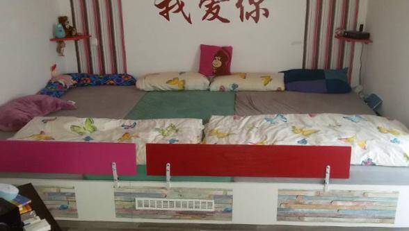 Bekannt Kreieren Sie sich Ihr individuelles Familienbett HE57