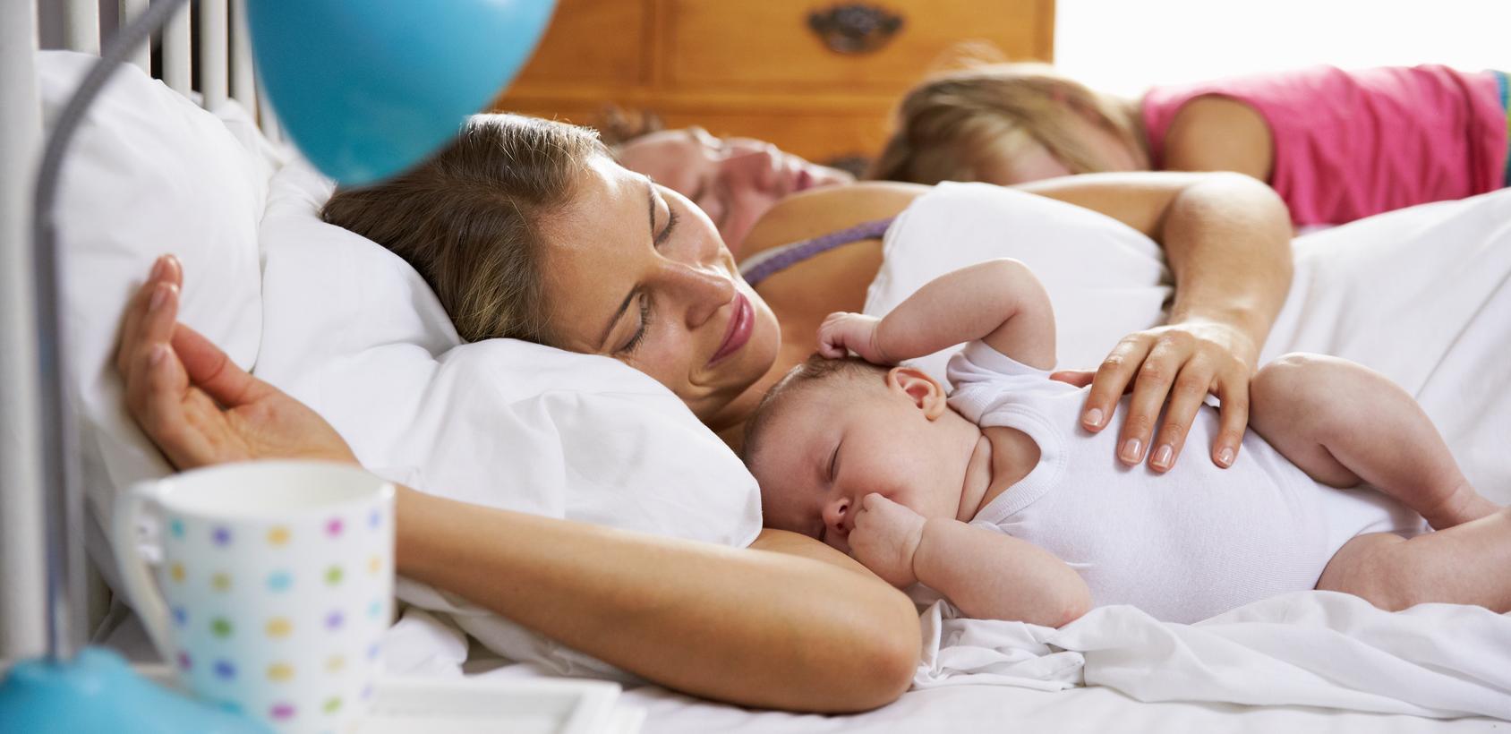 Co-Sleeping – wissenschaftliche Erkenntnisse