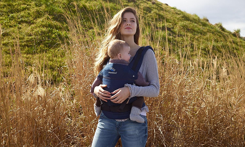 Baby tragen – Babytrage oder Tragetuch