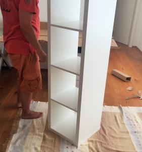 Familienbett bauen