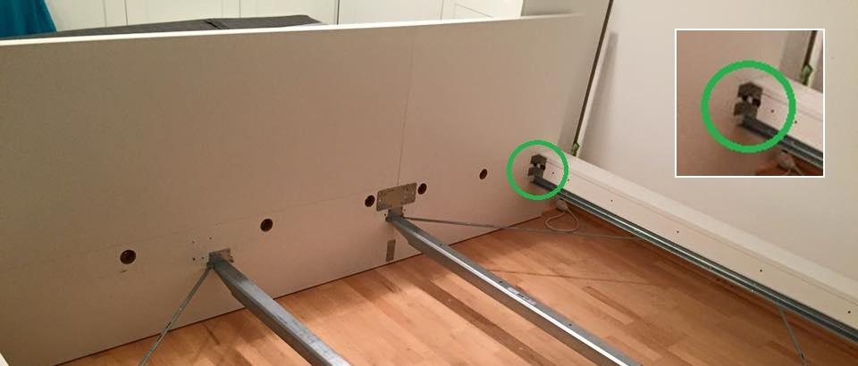 Bauanleitung Ikea Malm Familienbett Familienbetten