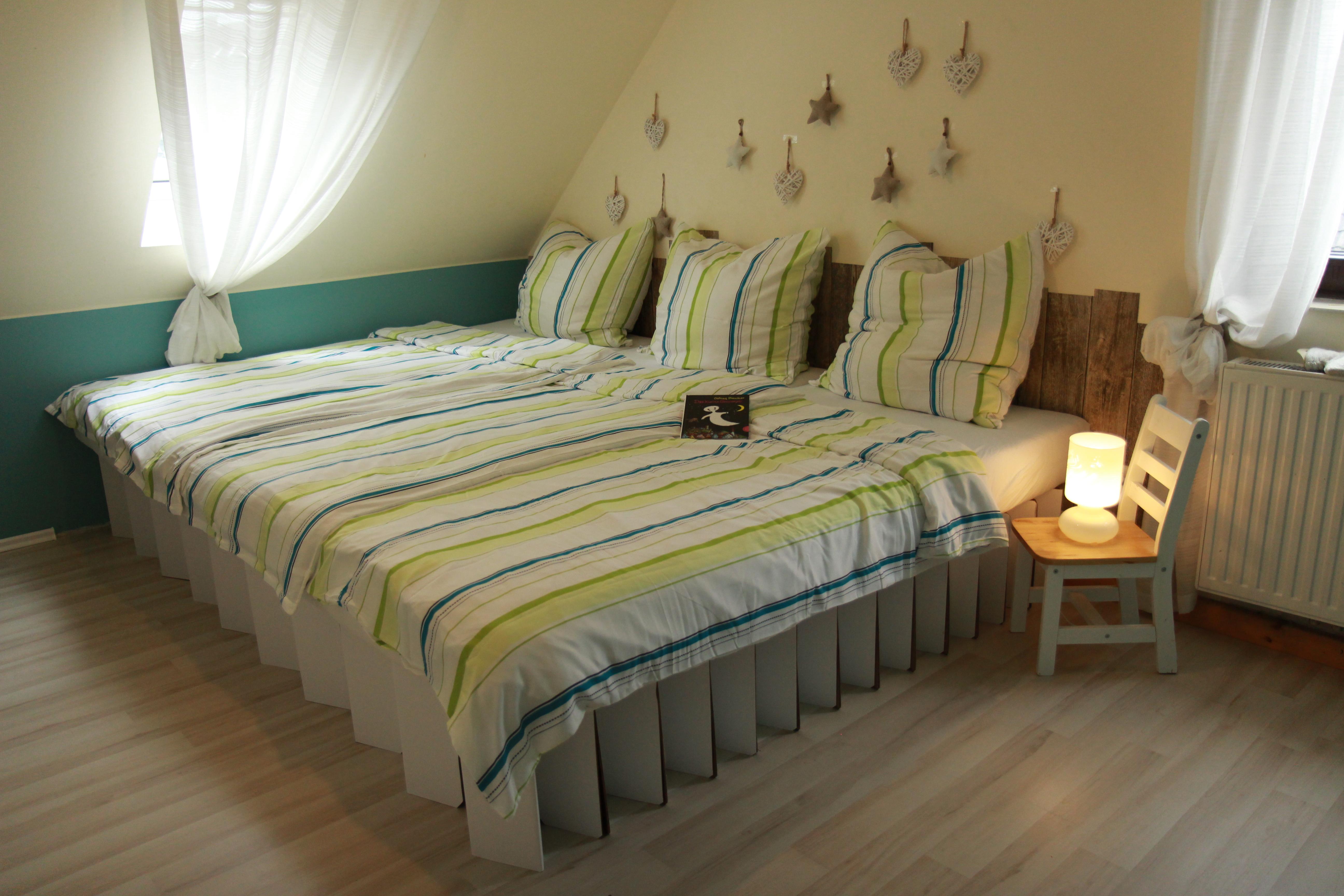 Das Room In A Box Familienbett Ein Multifunktionales Raumwunder