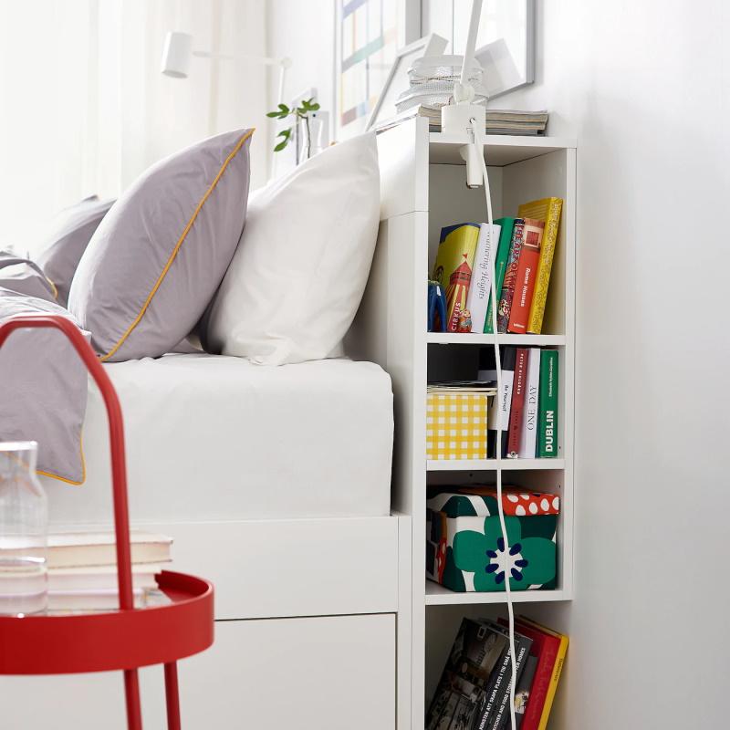 Familienbett Ikea Brimnes Einfach Zusammenschieben Und Fertig
